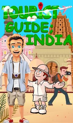 TOURIST GUIDE INDIA