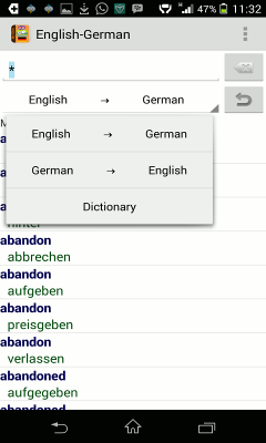Translator - German English