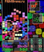 Tetris - Triplex, 1