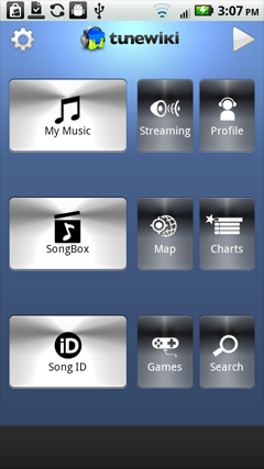 TuneWiki Social Music Player