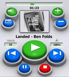 Tweak Windows Media Player Skin