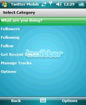 Twitter Mobile by SmartTouch