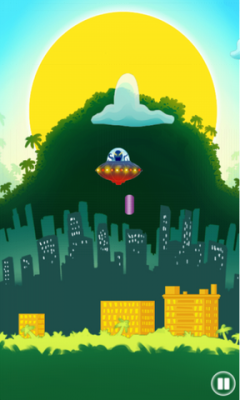 UFO Bomber