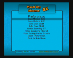 Visual Boy Advance GX