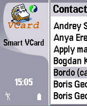 Best vCard S80