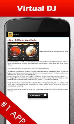 Virtual DJ Extra