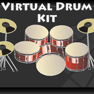 Virtual Drum Kit Lite