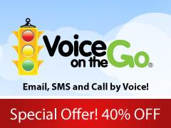 Voice on the Go - Monthly Subscription