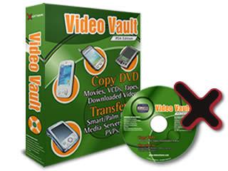 Video Vault PDA