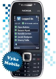 Vyke Mobile Symbian WiFi