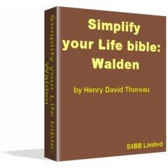 Simplify your Life bible: Walden