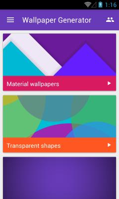 Wallpaper Generator