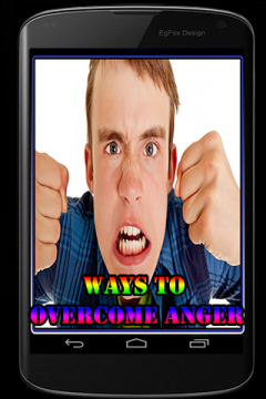 Ways to Overcome Anger