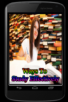 Ways To Study Effectively