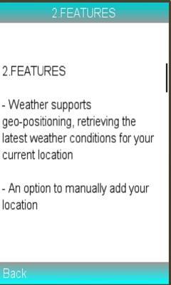 Weather Geo