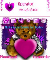 Toy bear Emo_e50