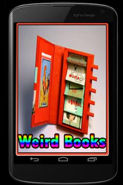 Weird Books