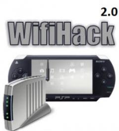 PSP Homebrew: Wifihack version 2.0