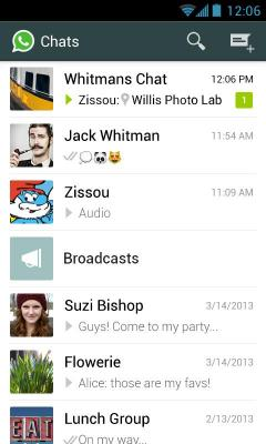 Whatsapp for nokia s40.