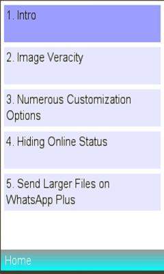 WhatsApp Plus Specs