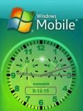 Windows Mobile Clock