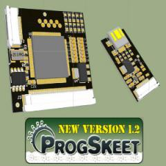 Winskeet 4000 & Bitstream Progskeet 1.20 for PS3