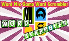 Word Scrambler Best Scrabble Game to Learn English