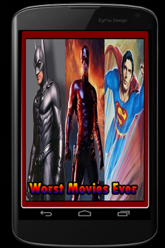 Worst Movies Ever