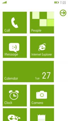Wp7 Loader Theme