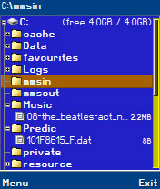 X-plore Symbian