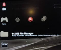 XMB File Manager Beta