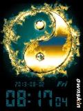 Yin Yang Fire FlasH