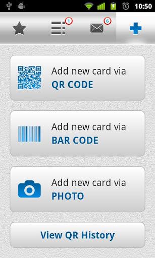 دانلود نرم افزار ساخت کارت ویزیت برای اندروید yoCard