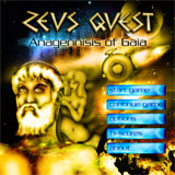 Zeus Quest - 2008 Best Adventure Game - for Symbian UIQ3