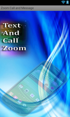 Zoom Calls and Messages
